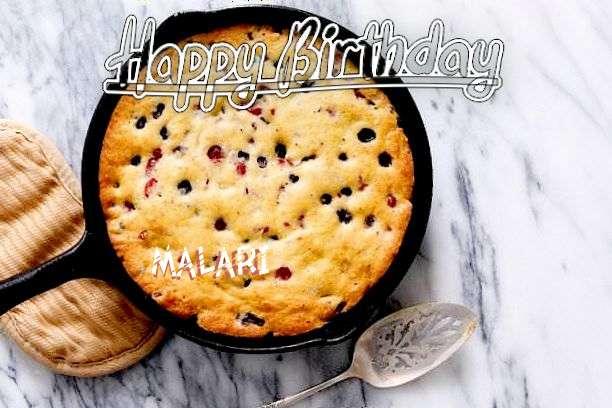 Happy Birthday to You Malari