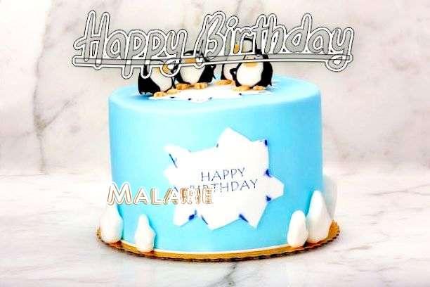 Happy Birthday Malarie