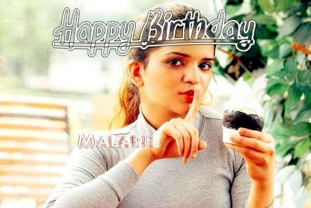 Happy Birthday to You Malarie