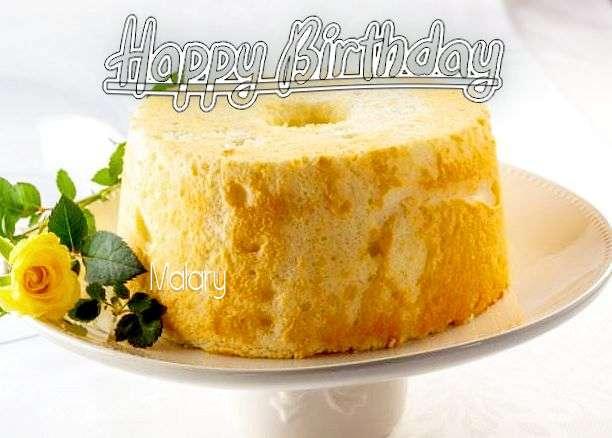 Happy Birthday Wishes for Malary
