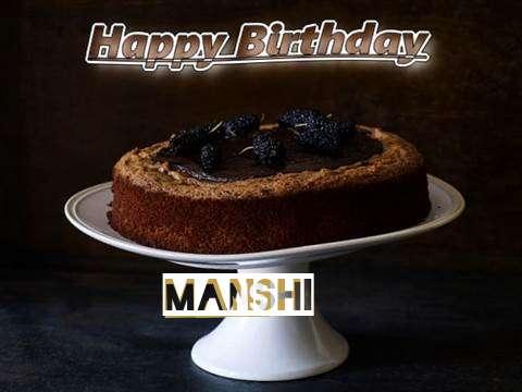 Manshi Birthday Celebration