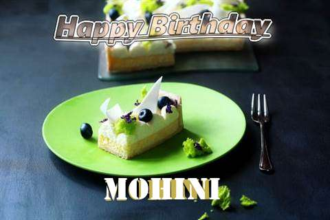 Mohini Birthday Celebration
