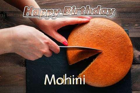 Happy Birthday to You Mohini