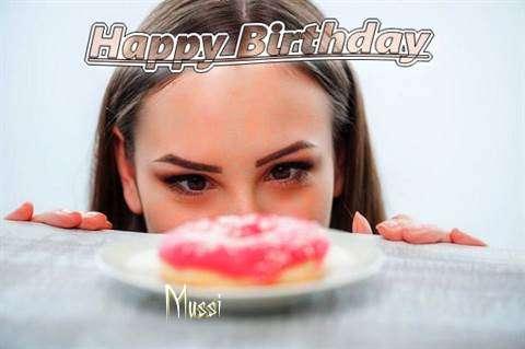 Mussi Cakes