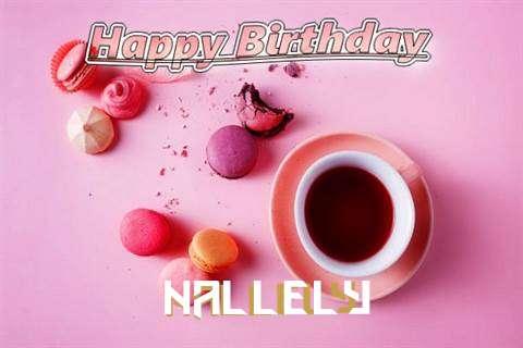 Happy Birthday to You Nallely