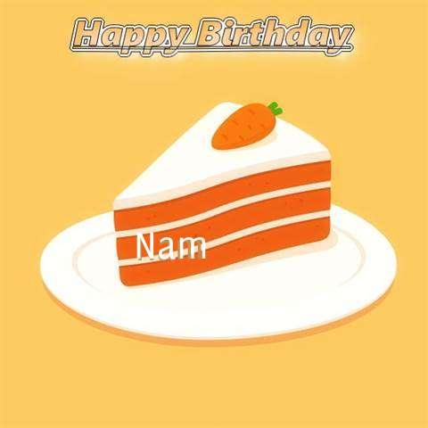 Birthday Images for Nam