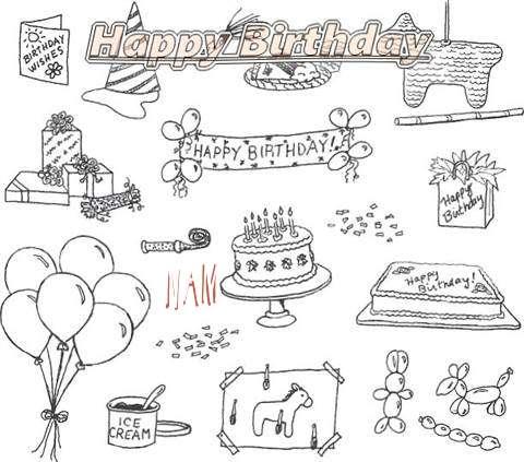 Happy Birthday Cake for Nam