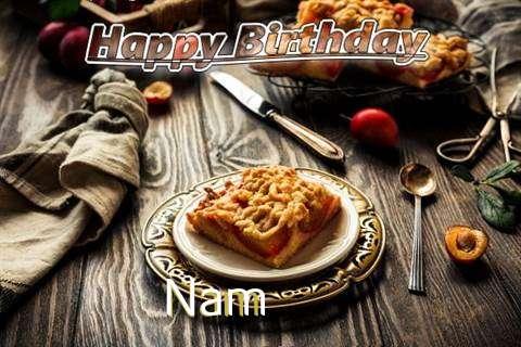 Nam Cakes