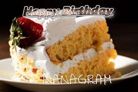 Happy Birthday Nanagram