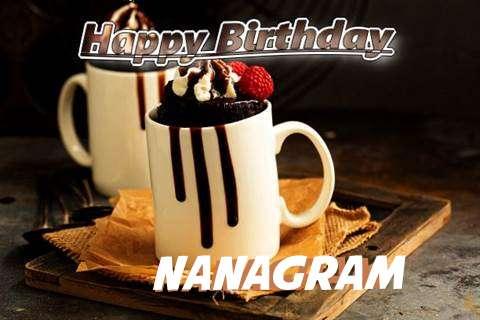Nanagram Birthday Celebration