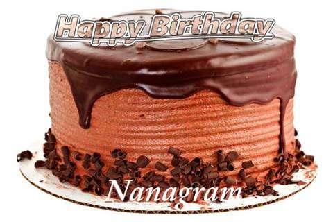Happy Birthday Wishes for Nanagram