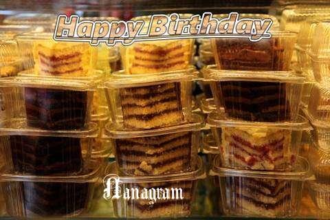 Happy Birthday to You Nanagram