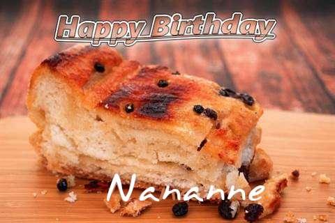 Nananne Birthday Celebration