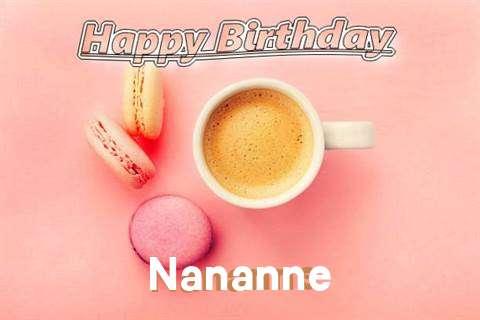 Happy Birthday to You Nananne