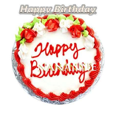 Happy Birthday Cake for Nananne