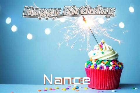 Happy Birthday Wishes for Nance