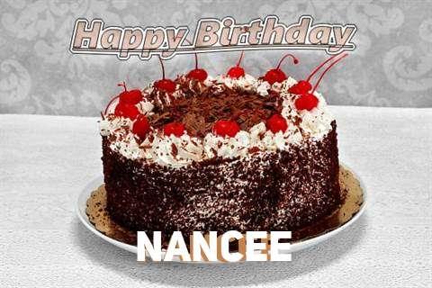 Happy Birthday Nancee