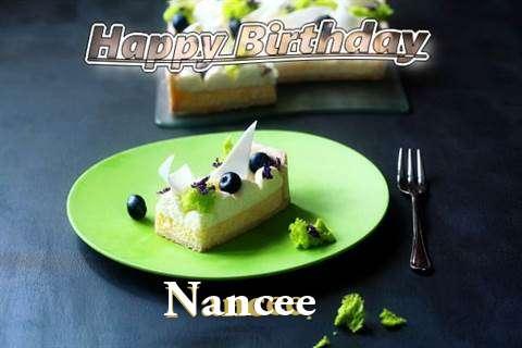 Nancee Birthday Celebration