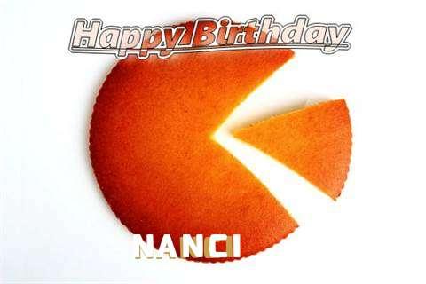 Nanci Birthday Celebration