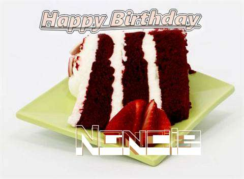Birthday Wishes with Images of Nancie