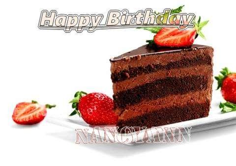 Birthday Images for Nancyann