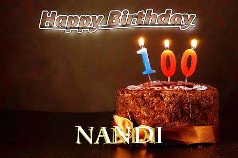 Nandi Birthday Celebration