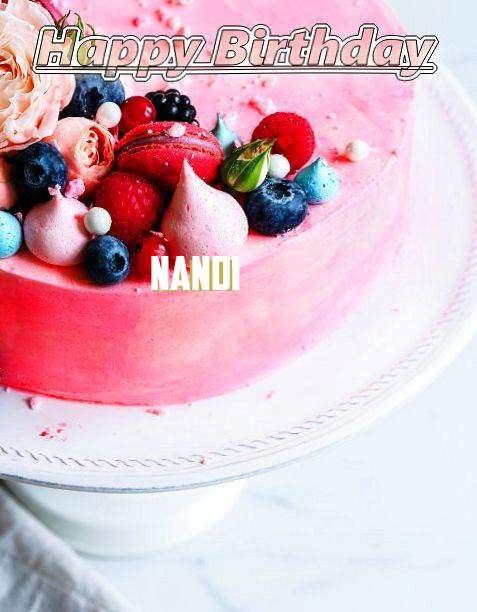 Wish Nandi