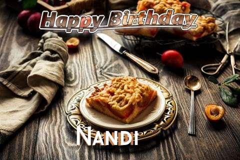 Nandi Cakes