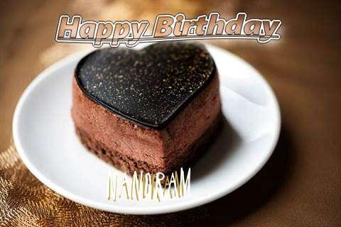 Happy Birthday Cake for Nandram