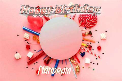 Nandram Cakes