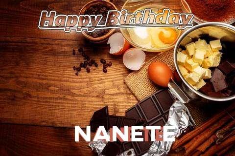 Wish Nanete