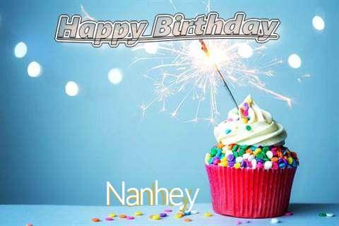 Happy Birthday Wishes for Nanhey
