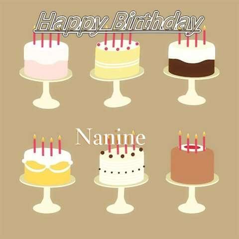 Nanine Birthday Celebration