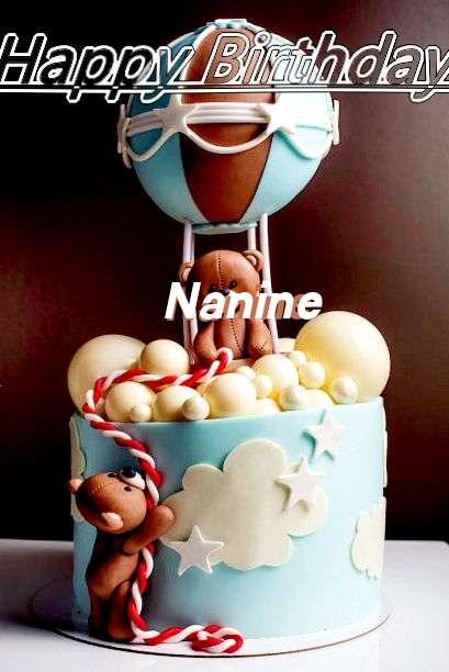 Nanine Cakes