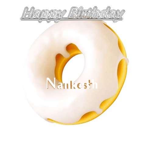 Birthday Images for Nankesh