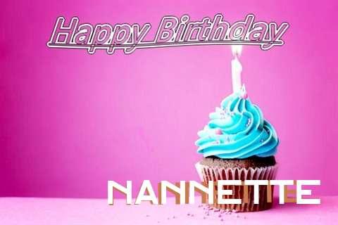Birthday Images for Nannette