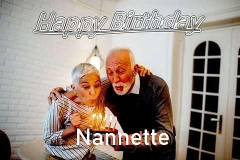 Wish Nannette