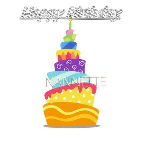Nannette Cakes