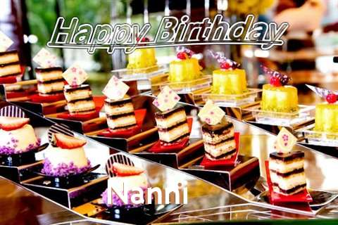 Birthday Images for Nanni