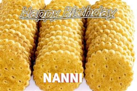 Nanni Cakes
