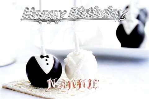 Happy Birthday Nannie