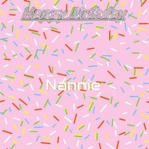 Nannie Cakes