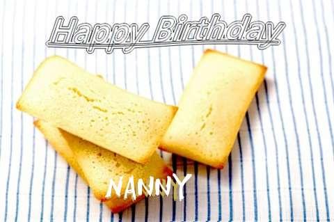Nanny Birthday Celebration