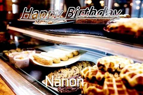 Birthday Images for Nanon