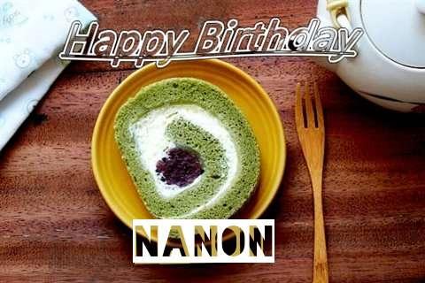 Nanon Birthday Celebration
