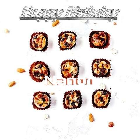 Nanon Cakes