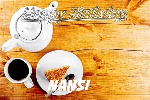 Nansi Birthday Celebration