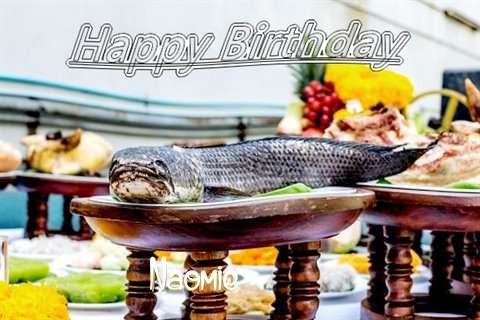 Naomie Birthday Celebration