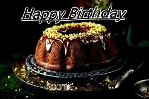 Wish Naomie