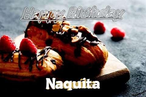 Happy Birthday Naquita